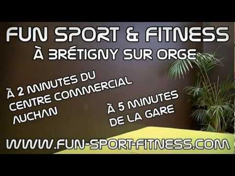 Fun Sport Fitness   Publicité 2011
