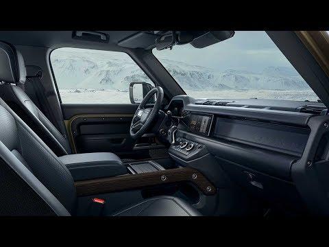2020 Land Rover Defender - Interior Design