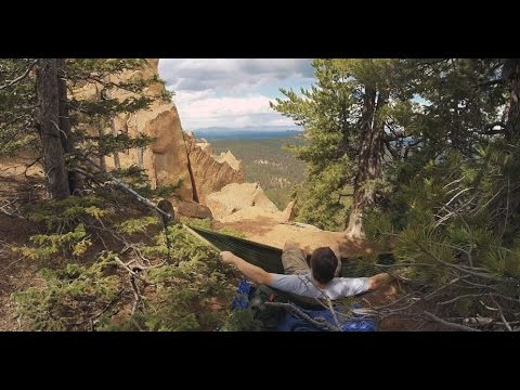 The Crags, Colorado  Aug 2016 (Part 2) - Day Camp and Hike Down
