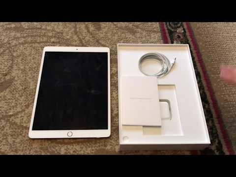 "Мини обзор супер мощного, Планшета Apple iPad Pro 10.5"" Celluar,3G , LTE"