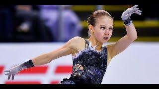Слезы Саши на ЧР или почему для России важно чтобы именно Трусова выиграла ЧЕмпионат Европы