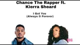 Chance The Rapper ft. Kierra Sheard, En Vogue & Ari Lennox- I Got You (Always and Forever)