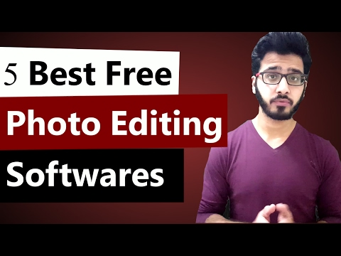 Best Free Editing Softwares For Windows
