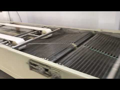WPC flooring auto-manufacturing process part 2