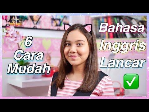 6 CARA MUDAH JAGO BAHASA INGGRIS! - Peachy Liv