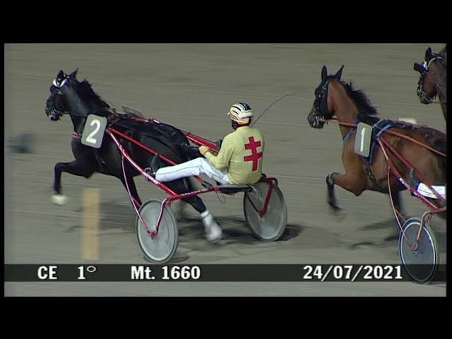 2021 07 24 | Corsa 1 | Metri 1660 | Premio Memorial Enrico Adinolfi - Giudice Fci