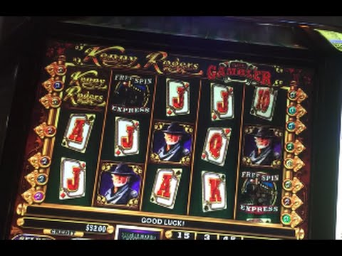 Kenny rogers slot machine online