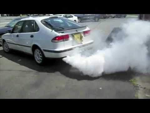 More Problems With the 2000 Saab 9-3 (Smoking, Test Drive, etc.)