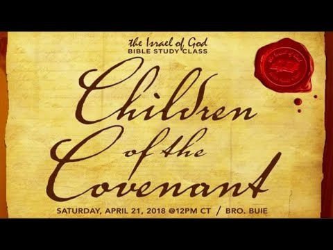 """IOG - """"The Children Of The Covenant"""" 2018"""