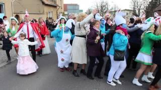 WochenKurier - 60. Karneval in Straupitz 2016