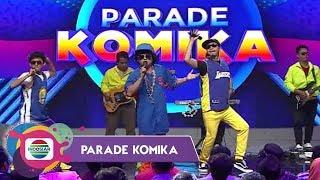 GA NYANGKA!! Kokom Band Bisa Iringi Bruno Mars - PARADE KOMIKA