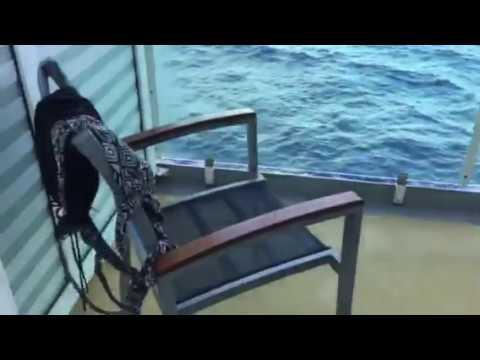 Jewel of the Seas - Deluxe Balcony Stateroom Cabin 8516