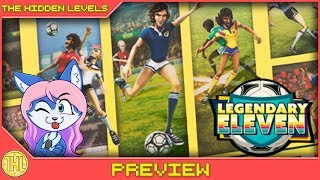 Legendary Eleven: Epic Football - Golden Goal Rule! (Steam/PC)