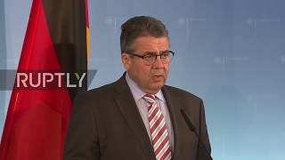 Germany: Gabriel says Iran's role in conflicts 'unacceptable' at presser with Saudi FM