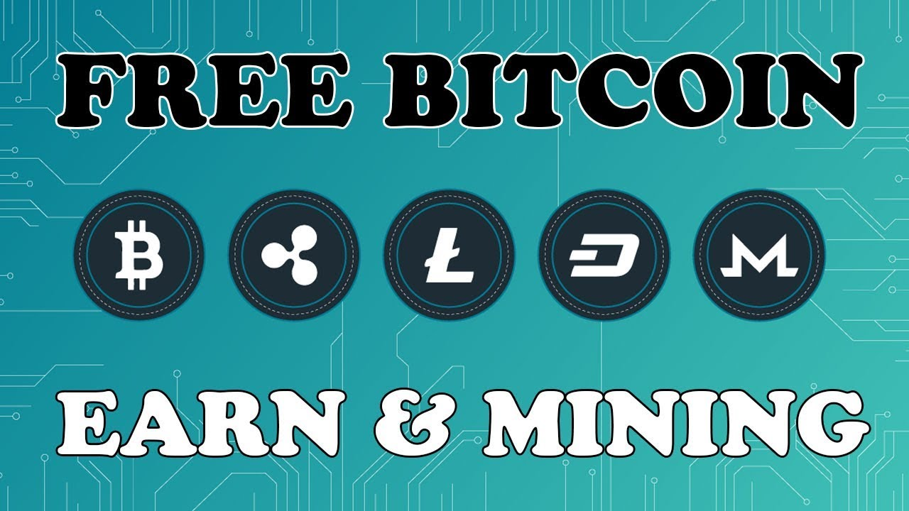 Free Bitcoin Mining Daily Earn Money Earn Bitcoin Earn Mining Cryptocurrency -