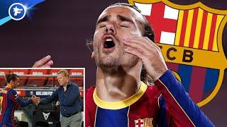 La situation empire au FC Barcelone pour Antoine Griezmann | Revue de presse