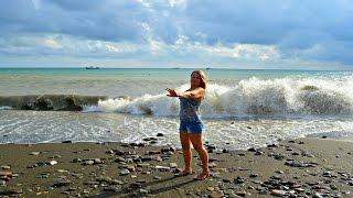 Мое Черное море(Приглашаю любителей моря подписаться на мой канал - здесь много разных видео о море и об отдыхе на море...., 2016-07-11T07:14:46.000Z)