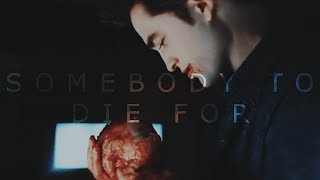 Bella + Edward | somebody to die for