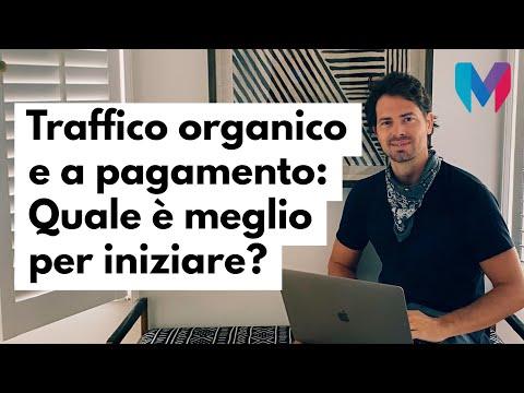 Traffico organico e a pagamento per vendere online: cosa è meglio