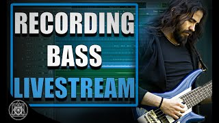 Bass Guitar Recording Techniques | Make Rock Music in your Computer
