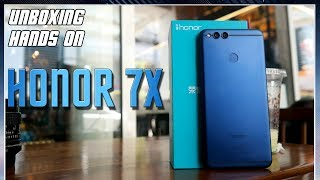 Download Video Honor 7X Unboxing & Hands On Indonesia MP3 3GP MP4