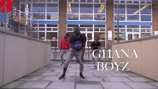 HAPPY GHANA INPENDENCE DANCE CYPHER VIDEO BY GHANABOYZ