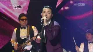 130301 verbal jint feat kang min hee of miss if it ain t love music bank