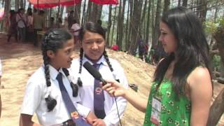 The Largest Tree Hug Guniess World Records Attempt Nepal