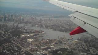 southwest airlines landing bwi lga