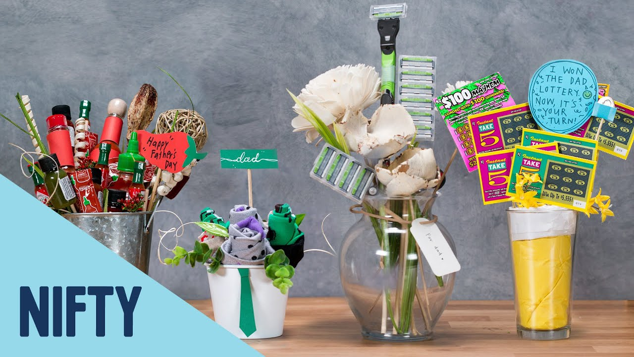4 Last-Minute Father's Day Bouquets