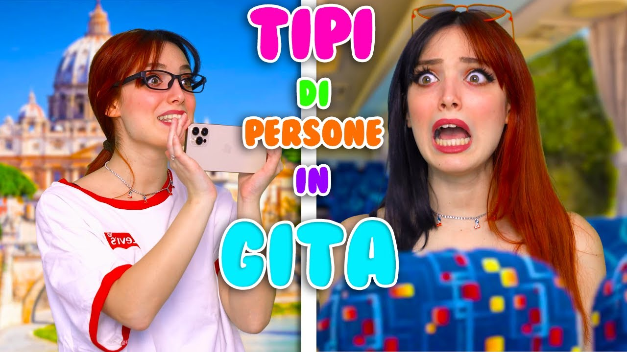 Download TIPI DI PERSONE IN GITA