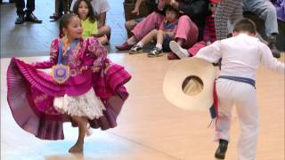 """The Great Inka Road"" Family Day 6 - Peruvian Music & Dance"