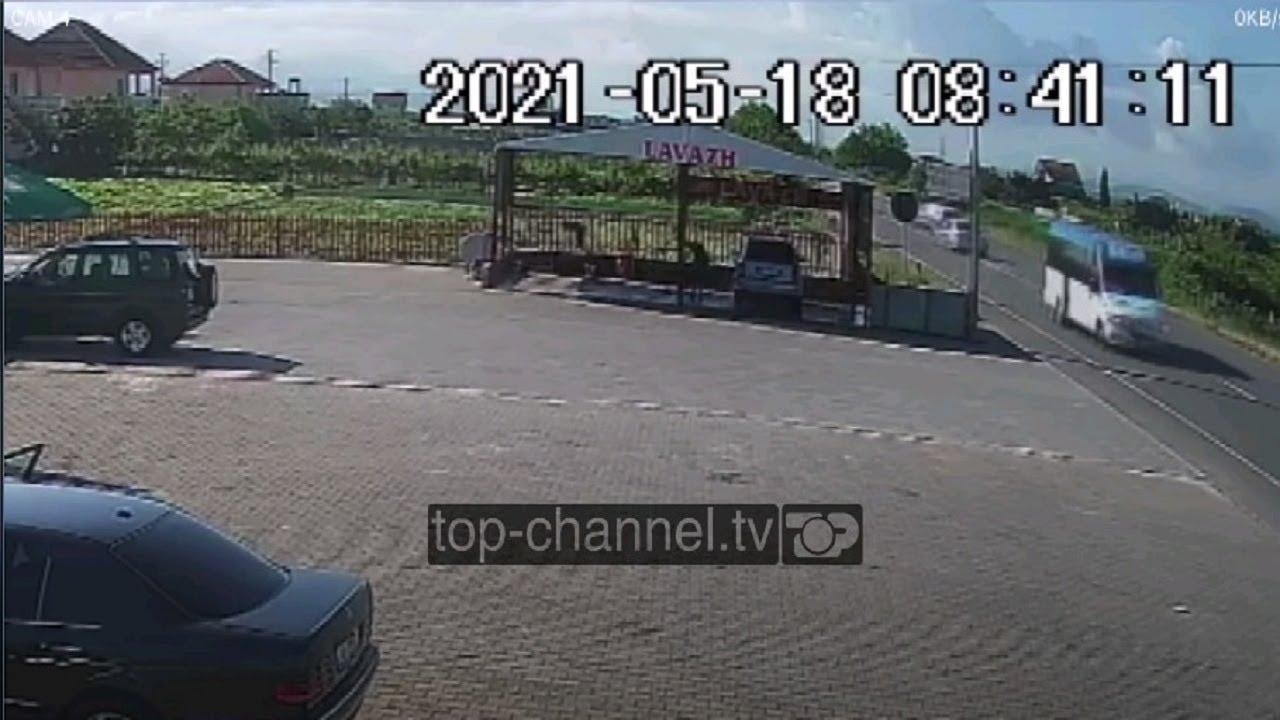 Download Top Channel/ Pamjet nga aksidenti tragjik ku humbën jetën 2 të rinj në Malësi të Madhe