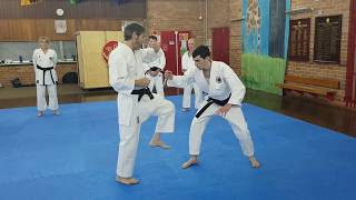 Basic Knife Defence Principals