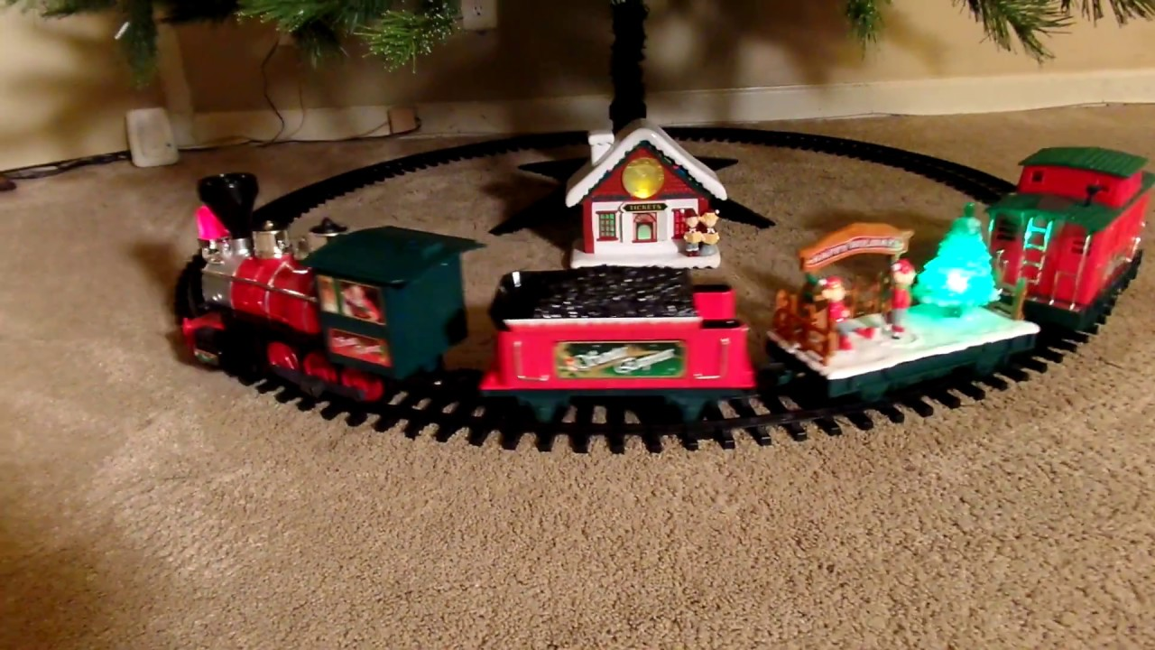 Santa Express Train Set 2016
