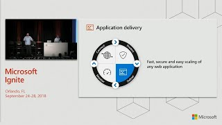 Building enterprise grade web applications with Azure Networking's application - BRK3301
