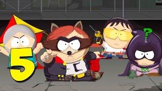ФИНАЛЬНАЯ БИТВА С БОССОМ!! - стрим по South Park ★ 5