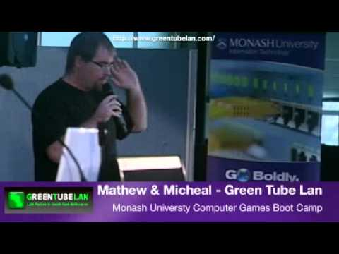 Green Tube Lan Presentation: Part 2 - CGBC 2010