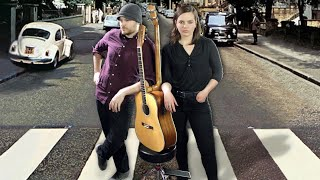 Gambar cover Come Together (Double-sided Guitar cover w/ Mary Spender)