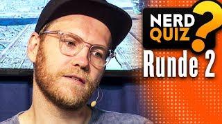 Nerd Quiz S.7 Runde 2 | Tobi Escher vs. Nils vs. Simon