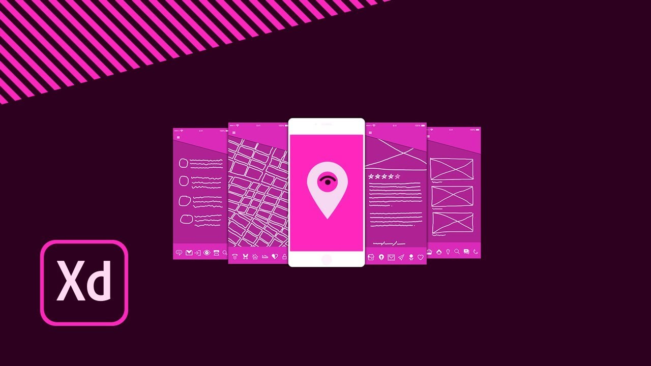 IconContestXD: Prototype your Creative City App | Adobe Creative ...