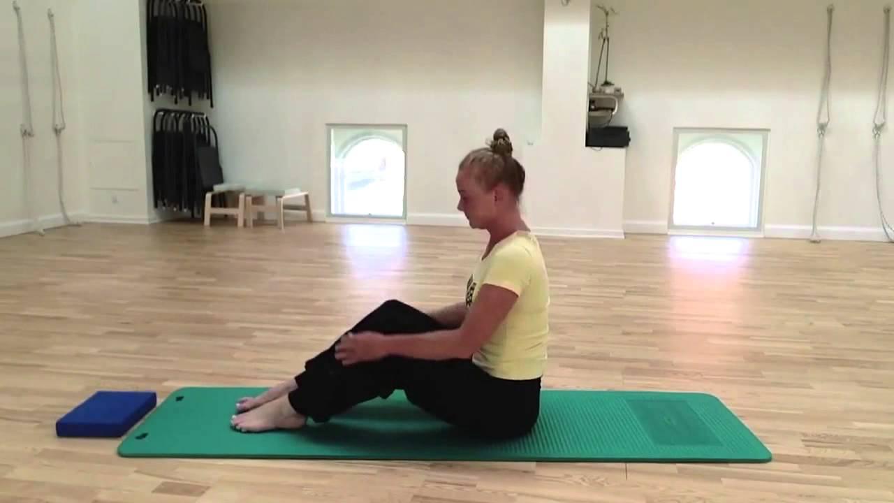 pilates program hjemme