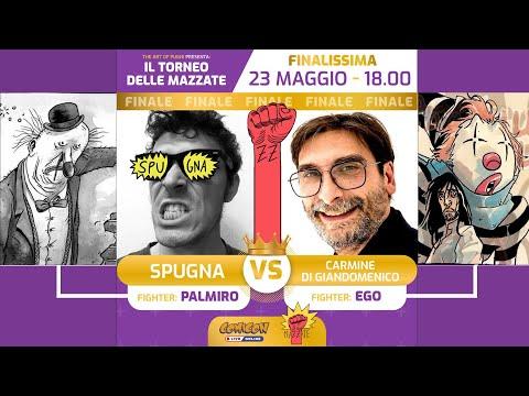 Torneo Delle Mazzate 2020 - 1x07 - SPUGNA Vs DI GIANDOMENICO - LA FINALE