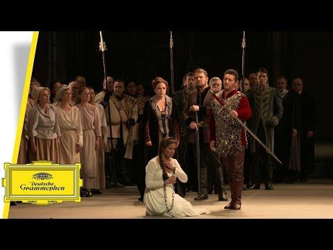 Anna Netrebko, Piotr Beczala & Christian Thielemann: Lohengrin - Wagner (Trailer)