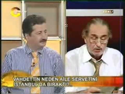 (7/8) Sultan Vahideddin Hain Değildir ! Laik profesöre canlı yayında ayar