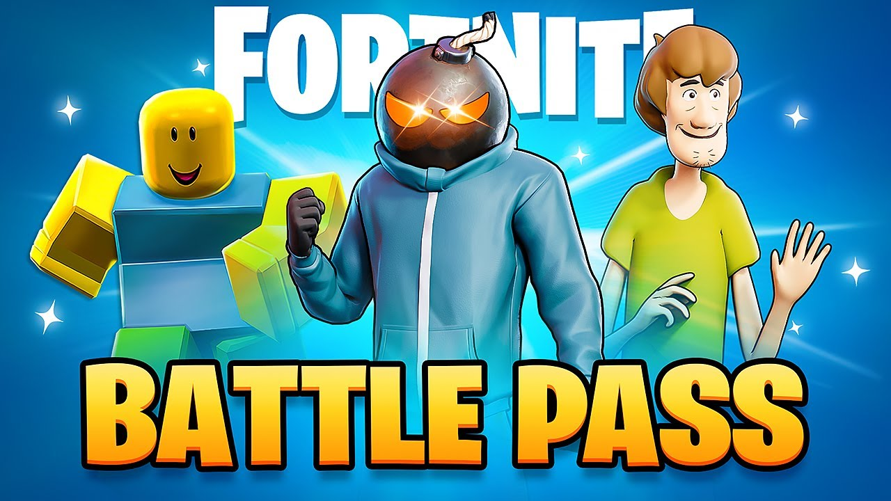 Download We Made OUR OWN Season 8 BATTLE PASS! (Chapter 2)