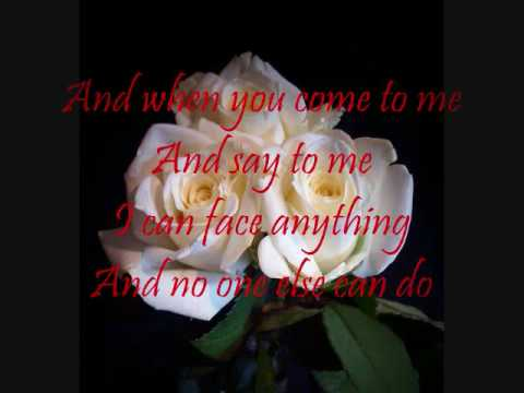 A Song For Mama with lyrics by Charice