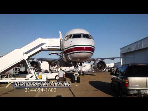 Business Jet Center in Photos