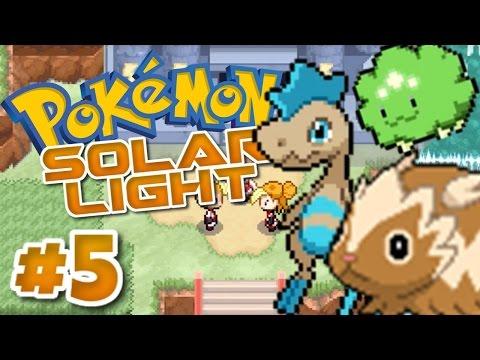 Pokemon Fakemon Game ► Pokemon Solar Light and Lunar Dark 4.0 ► Episode 5 - THUNDROME PASS!