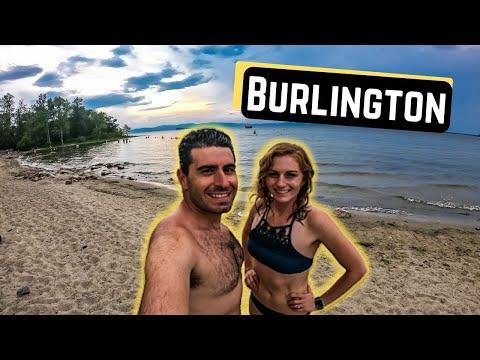 Things To Do Burlington Vermont || RV Living